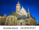 St. Nicholas Church In Leipzig...