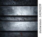 metal background   Shutterstock . vector #141942259