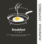 vector banner on the theme of... | Shutterstock .eps vector #1419538631