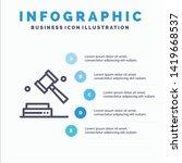 business  copyright  digital ... | Shutterstock .eps vector #1419668537