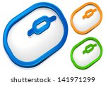 bold mouse icons   suitable for ... | Shutterstock .eps vector #141971299