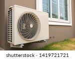 air conditioner compressor... | Shutterstock . vector #1419721721