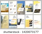 creative social networks... | Shutterstock .eps vector #1420073177