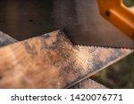 do it yourself woodwork... | Shutterstock . vector #1420076771