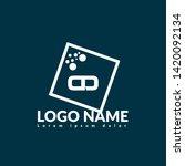 cd company linked letter logo...