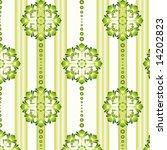 vector illustration of a green... | Shutterstock .eps vector #14202823