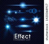 Realistic Lens Flare Elements...
