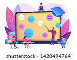script writing  software...   Shutterstock .eps vector #1420494764