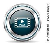 vector icon. chrome border...   Shutterstock .eps vector #1420615094