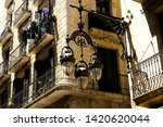 Really Beautiful And Old Stree...
