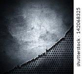 metal background | Shutterstock . vector #142068325