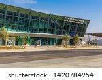 eilat  israel  2019  terminal... | Shutterstock . vector #1420784954
