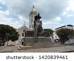 panama city  panama   march 04  ...   Shutterstock . vector #1420839461