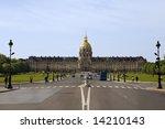 les invalides museum where... | Shutterstock . vector #14210143