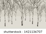 horizontal background with...   Shutterstock .eps vector #1421136707