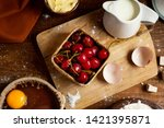 high angle view of the...   Shutterstock . vector #1421395871