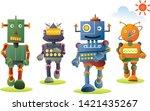Lovely Robots Jogging For Good...