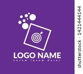 target logo concept. designed...