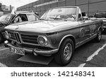Постер, плакат: Car BMW 1600 Cabriolet