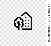 building icon from... | Shutterstock .eps vector #1421780354
