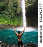 La Fortuna Waterfalls  La...