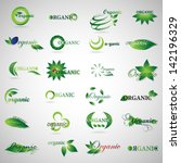 collection of ecology icons  ... | Shutterstock .eps vector #142196329