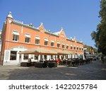 stunning northern european... | Shutterstock . vector #1422025784