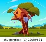 House On Tree  Empty Children...
