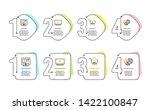 bitcoin atm  shopping and euro... | Shutterstock .eps vector #1422100847