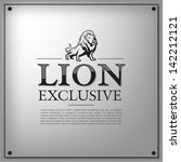 Lion Exclusive Icon