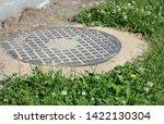 Installed Plastic Manhole Cove...