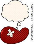 cartoon injured gall bladder...   Shutterstock .eps vector #1422176297