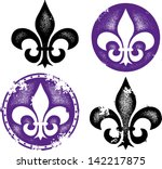 ,antique,arms,badge,classic,coat,de,decoration,decorative,design,distressed,emblem,fat tuesday,fleur,fleur de lis