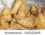 indian samosa   Shutterstock . vector #142222609