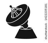 vector illustration of antenna... | Shutterstock .eps vector #1422235181