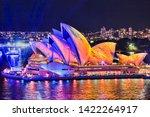 sydney  australia   25 may 2019 ... | Shutterstock . vector #1422264917