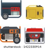 generator vector power... | Shutterstock .eps vector #1422330914
