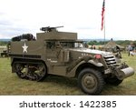 world war ii armored half track