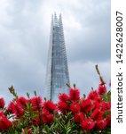 london uk  june 2019. view from ... | Shutterstock . vector #1422628007