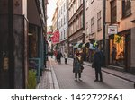 stockholm  sweden   june 1 ... | Shutterstock . vector #1422722861