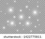 light effect. magic  cosmic... | Shutterstock .eps vector #1422775811