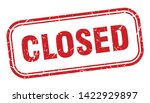 closed square grunge isolated... | Shutterstock .eps vector #1422929897