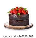 Tasty Chocolate Cake With...