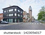 antwerp  belgium   may 18  2019 ... | Shutterstock . vector #1423056017