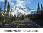 Mount Rainier  Washington Stat...
