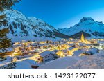 Lech At Arlberg   One Of The...