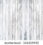 white wood background | Shutterstock . vector #142325935