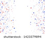 american independence day stars ... | Shutterstock .eps vector #1423379894