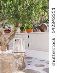 The Olive Tree And Decorative...