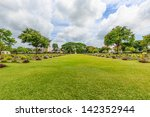 kanchanaburi thailand  june 12  ... | Shutterstock . vector #142352944